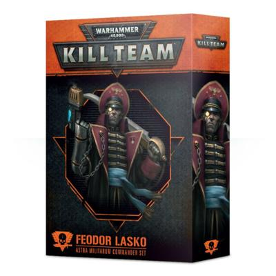 Kill Team Commander: Feodor Lasko
