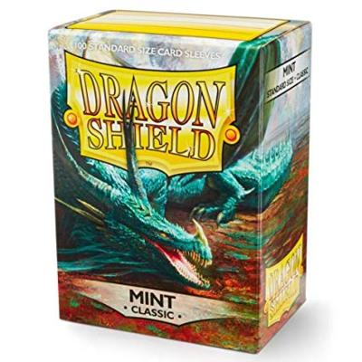 Dragon Shield Mint