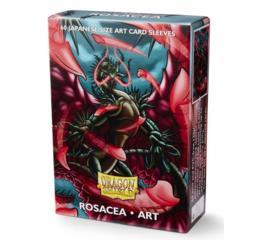 Dragon Shield Art Rosacea Small