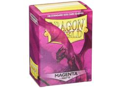 Dragon Shield Matte Magenta