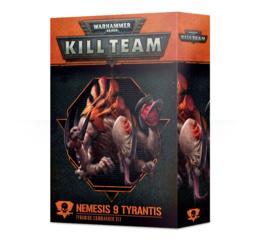 Kill Team Commander: Nemesis 9 Tyrantis