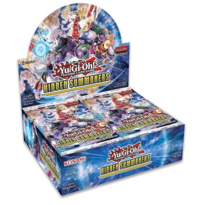 Hidden Summoners Booster Display