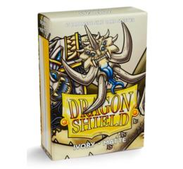 Dragon Shield Matte Ivory Small