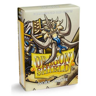 Dragon Shield Matte Ivory Small