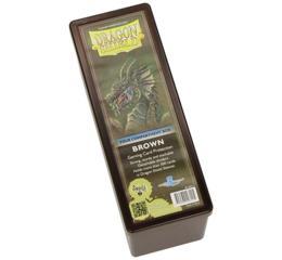 Dragon Shield Brown 4-Compartment Box