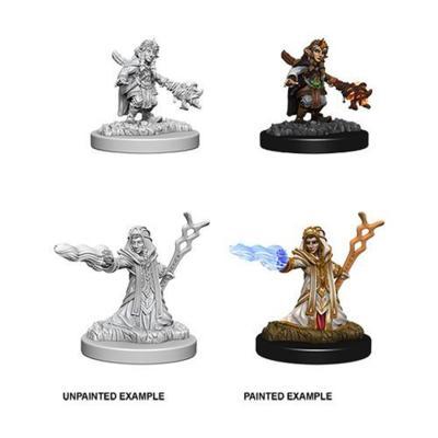 Female Gnome Wizard Nolzur's Marvelous Miniatures