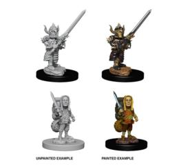 Male Halfing Fighter Nolzur's Marvelous Miniatures
