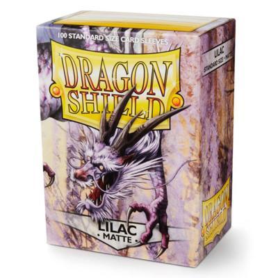 Dragon Shield Matte Lilac