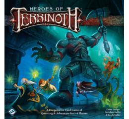 Heroes of Terinoth: The Adventure Card Game