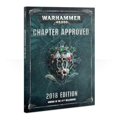 Warhammer 40000: Chapter Approved 2018