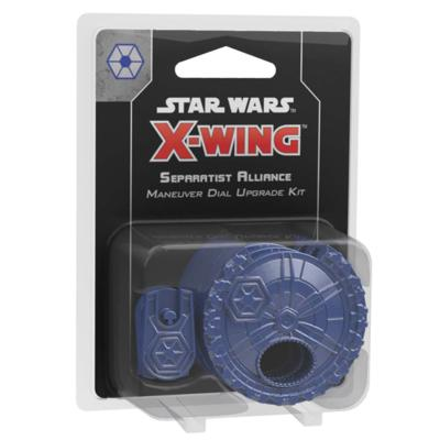 X-Wing 2nd Edition: Separatist Maneuver Dial Upgrade Kit