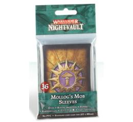 Warhammer Underworlds: Mollog's Mob Sleeves