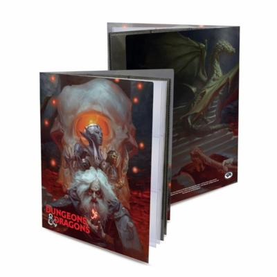D&D Mad Mage Character Folio