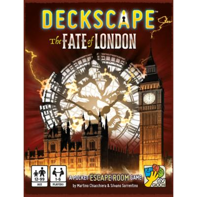 Deckscape: Fate of London