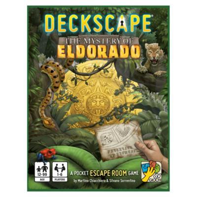 Deckscape: Mystery of Eldorado