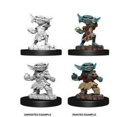 Female Goblin Alchemist Pathfinder Miniature