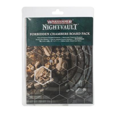 Nightvault: Forbidden Chambers Board Pack