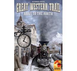 Great Western Trail: Rails of the North