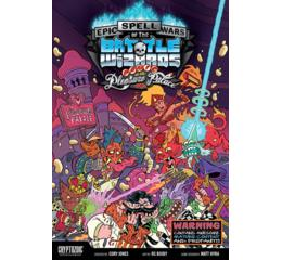 Epic Spell Wars of the Battle Wizards IV: Panic at Pleasure Palace