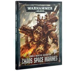 Codex: Chaos Space Marines 2