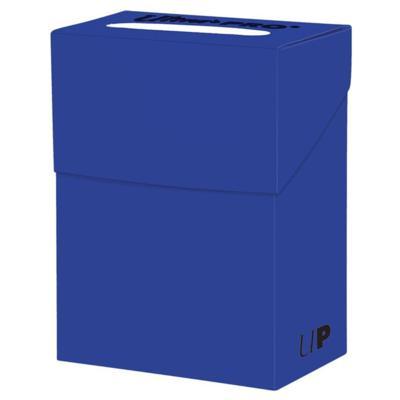 Deck Box Pacific Blue