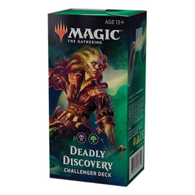 Challenger Deck - Deadly Discovery