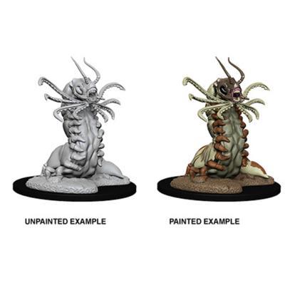 Carrion Crawler Nolzur's Marvelous Miniatures