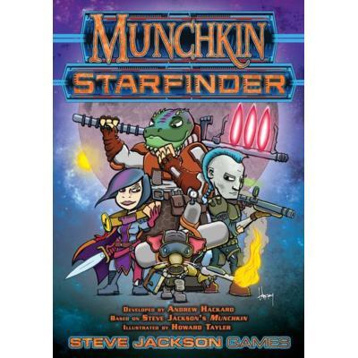 Munchkin Starfinder I Want it All