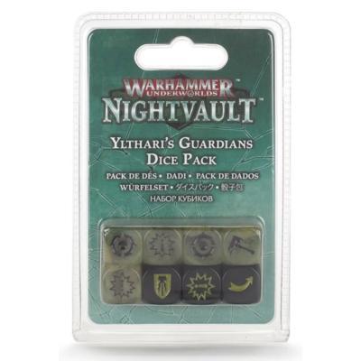 Warhammer Underworlds: Ylthari's Guardians Dice Pack