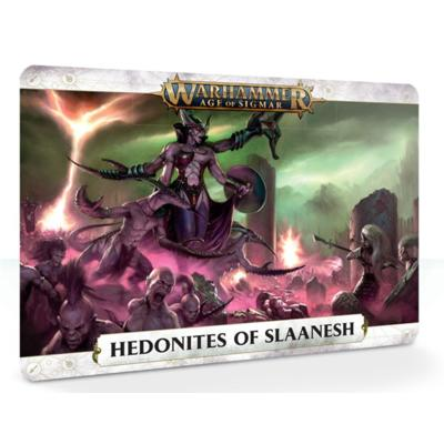 Warscroll Cards: Hedonites of Slaanesh