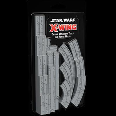 X-Wing 2nd Edition: Deluxe Movement Tools