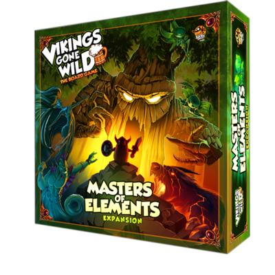 Vikings Gone Wild: Masters Elements