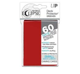 Eclipse: Apple Red Pro Matte Small Deck Protectors