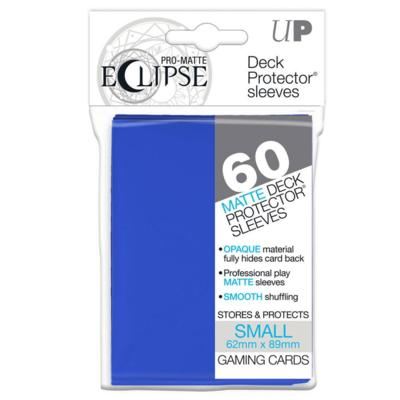 Eclipse: Blue Pro Matte Small Deck Protectors