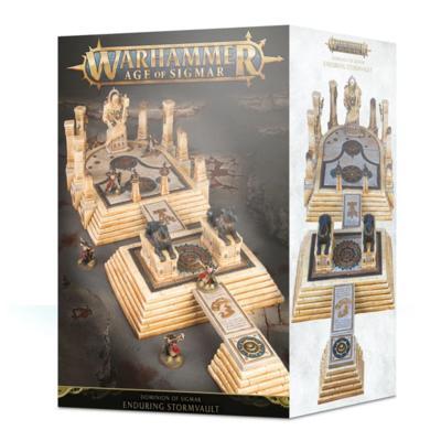 Dominion of Sigmar: Enduring Stormvault