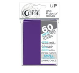 Eclipse: Purple Pro Matte Small Deck Protectors