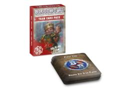 Blood Bowl Cards: Halfling Team