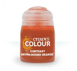 Gryph-Hound Orange
