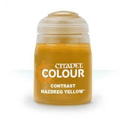 Nazdreg Yellow (Contrast)