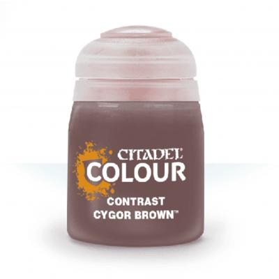 Cygor Brown (Contrast)