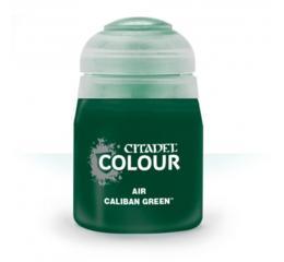 Caliban Green  (Air)