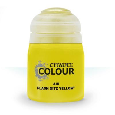 Flash Gitz Yellow(Air)
