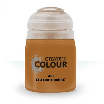 Tau Light Ochre (Air)