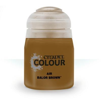 Balor Brown  (Air)