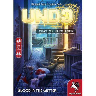 Undo:Blood In The Gutter