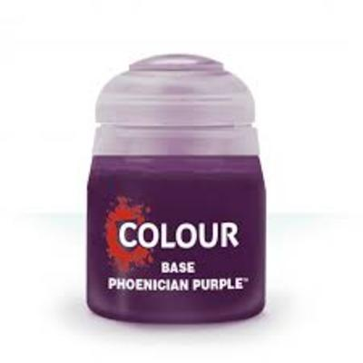 Citadel Base: Phoenician Purple