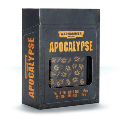 Warhammer 40000: Apocalypse Dice