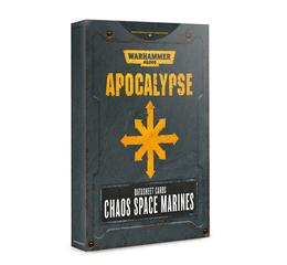 Apocalypse Datasheets: Chaos Space Marines