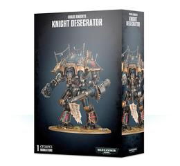 Chaos Knights:Knight Desecrator