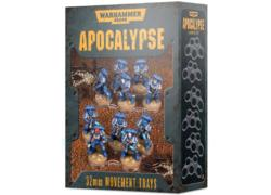 Warhammer 40000:Apocalypse Movement Trays (32mm)
